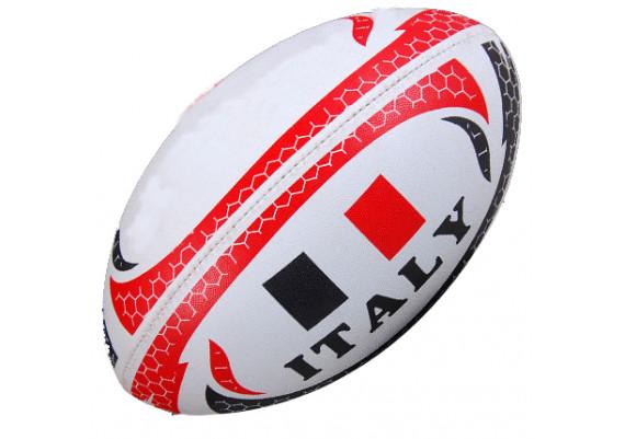 Ballon de rugby rubber