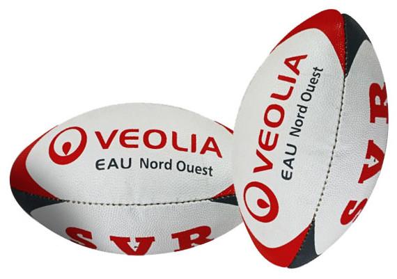 Mini ballon de rugby publicitaire Picot