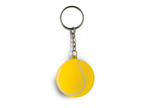 Porte-clé balle de tennis