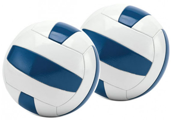 Mini ballon de volley personnalisable