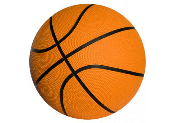 Ballon de basket en cuir synthétique