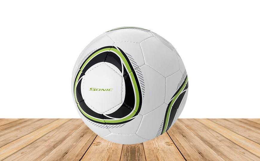 Ballon de foot cuir synthétique