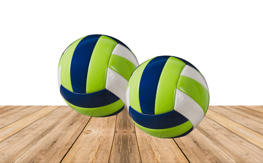 Mini ballon de volley-ball